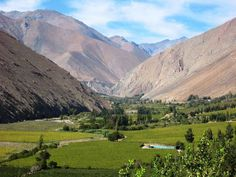 Valle del Elqui in Chile. This beautiful valley is where Giorgio and Mattia carefully craft our Piggy Bank Carmenere, Syrah and Sauvignon Blanc. Chilean Wine, Stargazing, South America, Beautiful Places, Places To Visit, Vacation, World, Sauvignon Blanc, Ecology