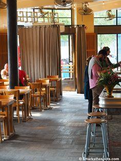 Belga Cafe, Brussels | smarksthespots.com