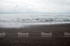 An atmospheric stormy seascape horizon in soft focus and soft tones. Abstract Photos, Image Now, Commercial, Royalty Free Stock Photos, Beach, Nature, Movie Posters, Photography, Twitter