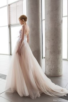 Mira Zwillinger 2016 Wedding Dresses — Stardust Bridal Collection | Wedding Inspirasi
