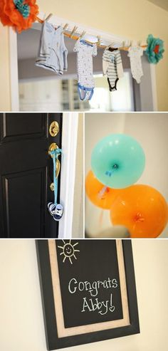 baby boy shower, baby shower decoration ideas, baby shower ideas for boys, LOVE THIS