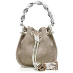 Tory Burch Small Drawstring Bag