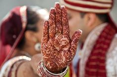 Inspiration: Indian Wedding Photo Opp --  #Indian #Wedding