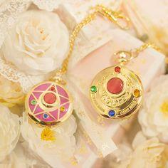 Sailor Moon Usagi Moon Prism Pocket Watch SP153268