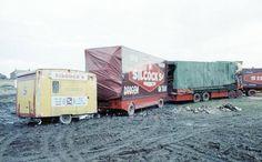 Fun Fair, Working Class, Caravans, Attraction, The Past, England, Memories, Vehicles, Classic