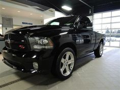 Have I mentioned how much I like Dodge Regular Cabs? 2013 Ram 1500 R/T
