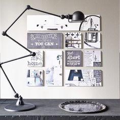 WINNEN • je mooiste foto's kun je nu makkelijk omvormen tot muurkunst met @ogulifestyle • we geven deze maand 50 stuks weg van dit speciale vtwonen ontwerp! Ga naar: www.vtwonen.nl/ogu
