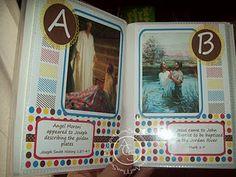 Printable ABC Church Quiet Book- Latter Day Saints
