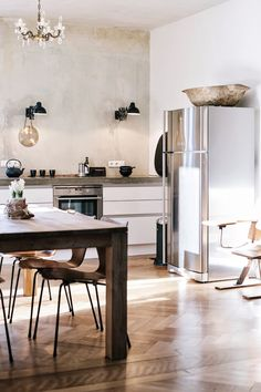 Interiors | Industrial Style Home