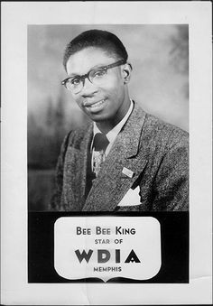 bb  king when  he was young | Photo: Courtesy The B.B. King Museum Archives