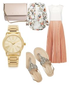 Untitled #29 by ana-uici on Polyvore featuring polyvore, fashion, style, Finders Keepers, New Look, Cédric Charlier, Antik Batik, Givenchy, Michael Kors and clothing