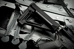 Magpul STR by Stickman