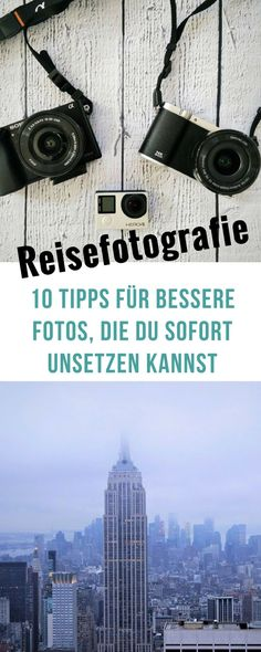 Travel photography for beginners: 10 tips for great travel photos - Foto - Urlaub Photography Basics, Photography Classes, Photography For Beginners, Photography Camera, Photography Tutorials, Travel Photography, Photography Photos, Taking Pictures, Cool Pictures