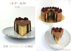 Step-By-Step on how to make a Vertical Layered Cake