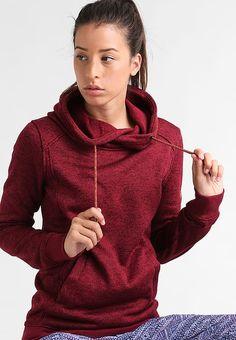 Vêtements sport Roxy DIPSY  - Sweat polaire - rhododendron rouge foncé: 45,00 € chez Zalando (au 26/02/17). Livraison et retours gratuits et service client gratuit au 0800 915 207.