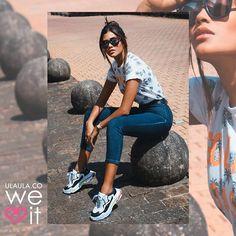 La imagen puede contener: una persona, calzado, barba y exterior  #Regram via @BrB6fCAjNvR Ugly Shoes, Chunky Sneakers, Sporty, Model, Pants, Instagram, Style, Fashion, Branding