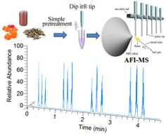 #Talanta High-throughput quantification of sodium saccharin in foods by ambient flame ionization mass spectrometry