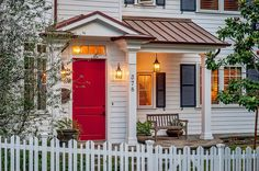 Traditional Entry by P2 Design