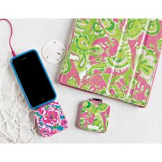Lilly Pulitzer 2013 Mobile Charger