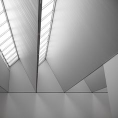Striking skylight - directional lighting