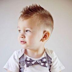 Little Baby Boy Haircuts