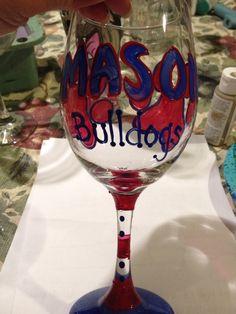 Mason glass