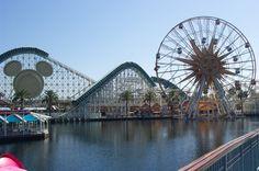 Disney's  California Adventure / pre-2013 update