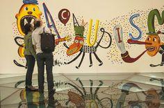 A mostra fica em cartaz de 4 de julho a 1º de setembro e conta com originais dos desenhos, quadrinhos e pinturas do artista Liniers.
