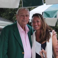 Remembering last year at the Masters. You never know what you may experience and what you'll never forget! Join us this year. Email michelle@mjoygroup.com for details. #2016Masters #ArnoldPalmer #ExperienceofaLifetime #MjoyGroup by mjoygroup
