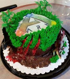 Ark cake survival cake and birthdays found on google from deskgram forumfinder Gallery