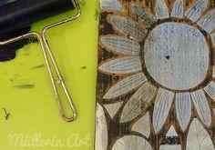 Müllerin Art Stamp Printing, Printmaking, Carving, Studio, Prints, Design, Paper, Bookbinding, Pisces