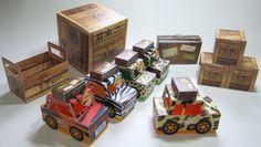 Caixa para decoração de mesa Safari, pode ser utilizado para doces ou lembrancinhas, feita em papel especial.   Podemos personalizar as caixas ou fazer em outro tema.   Peças da foto vendida separadamente, consulte sobre o tema e outros produtos. Altura: 12.00 cm Largura: 11.50 cm Comprimento: 11.50 cm
