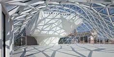 #Architecture in #Italy - #Shop in #Rome by Massimiliano & Doriana Fuksas