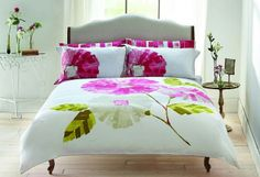 Brighten your bed with Harlequin linen - Homemaker