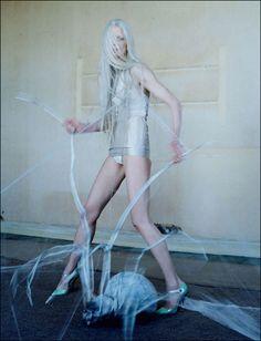 Tim Walker :: Kristen McMemamy    Love Magazine :: February 2012