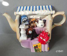 Paul Cardew Woodmanton Tea Pot Signed Mint | eBay