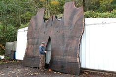 sustainable wood furniture by Urban Hardwoods