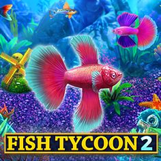 Fish Tycoon 2 - This is your chance to become a bigger and better fish tycoon! The goal: to breed, feed, and sell your way from small time merchant to the ultimate aquatic entrepreneur, and you'll have buckets of fun doing it! Farm Frenzy, Rare Species, Simulation Games, Buckets, Marine Life, Goal, Entrepreneur, Fish