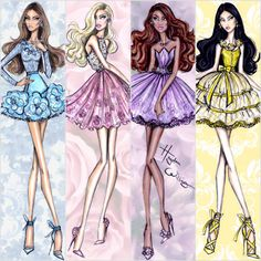 'Spring has Sprung' collection by Hayden Williams