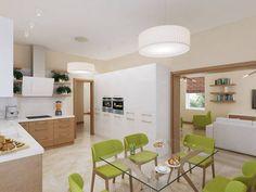 Фотографии интерьеров квартир и домов: Современные кухни студии дизайн