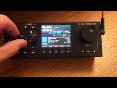 Recent 918SSB / mcHF Bootloader and Firmware Update Process - YouTube