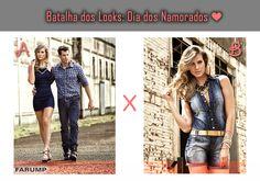 A batalha dos looks pelo melhor look jeans para o Dia dos Namorados está rolando na nossa página do Facebook, confira! https://www.facebook.com/farump.jeans
