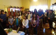 Αγιασμός στο Λύκειο Ελληνίδων Νάουσας