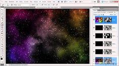 Der galaktische Sternenhimmel - Die Photoshop-Profis - Folge 77