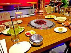 Klo ini masakan korea..gw lupa nama mknan dan nama restonya..tp lokasinya ada di PIK :)