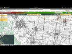 In questo video vi dimostro una demo sull'utilizzo del Geoportale Nazionale, attraverso l'utilizzo dei principali strumenti di navigazione cartografica.    Si passerà dalla visualizzazione della ortofoto a quella dell'IGM.