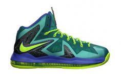 Nike LeBron X PS Elite Sport Turquoise aka Miami Dade Drops Tomorrow 5/25