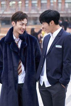 Kim Min Jae, Woo Do Hwan, BROMANCE