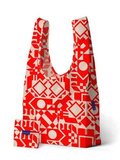 Love this geo print. #gymbag