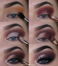 everyday makeup looks, natural makeup looks, no makeup makeup, affordable makeup… – pink unicorn makeup style Eye Makeup Steps, Smokey Eye Makeup, Skin Makeup, Eyeshadow Makeup, Sephora Makeup, Drugstore Makeup, Makeup Brushes, Makeup Inspo, Makeup Tips